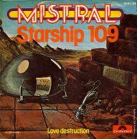 Cover Mistral - Starship 109