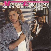 Cover Mixed Emotions - Bring Back (Sha na na)