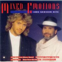 Cover Mixed Emotions - Ihre großen Hits