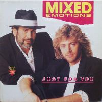 Cover Mixed Emotions - Just For You