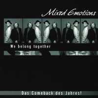 Cover Mixed Emotions - We Belong Together
