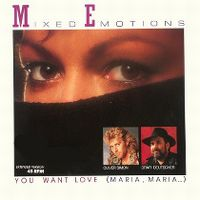 Cover Mixed Emotions - You Want Love (Maria, Maria...)