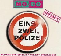 Cover Mo-Do - Eins, zwei, Polizei