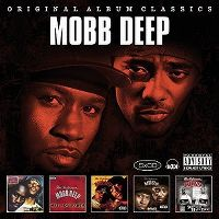 Cover Mobb Deep - Original Album Classics
