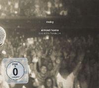 Cover Moby - Almost Home - Live At The Fonda, LA