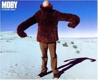 Cover Moby - Extreme Ways