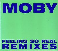 Cover Moby - Feeling So Real