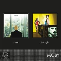 Cover Moby - Hotel / Last Night