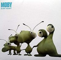 Cover Moby - In My Heart