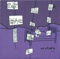 Cover Moby - Mistake