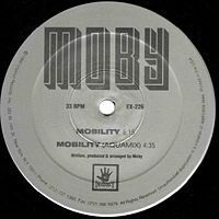 Cover Moby - Mobility