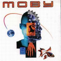 Cover Moby - Moby