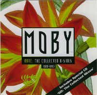 Cover Moby - Rare: The Collected B-Sides 1989-1993
