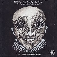 Cover Moby & The Void Pacific Choir - Are You Lost In The World Like Me?