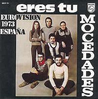Cover Mocedades - Eres tú