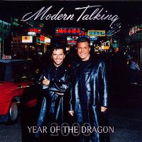 Cover Modern Talking - 2000 - Year Of The Dragon