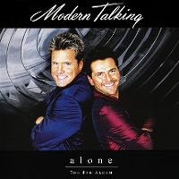 Cover Modern Talking - Alone