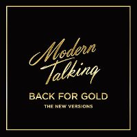 Cover Modern Talking - Back For Gold