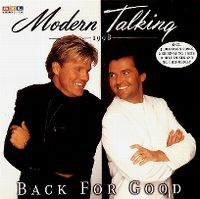 Cover Modern Talking - Back For Good