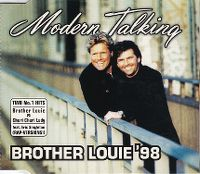 Cover Modern Talking - Brother Louie '98