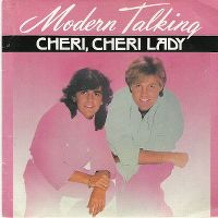 Cover Modern Talking - Cheri, Cheri Lady
