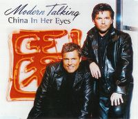 Cover Modern Talking - China In Her Eyes