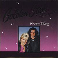 Cover Modern Talking - Golden Stars