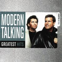 Cover Modern Talking - Greatest Hits - Steel Box Collection