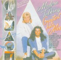 Cover Modern Talking - Greatest Hits Mix
