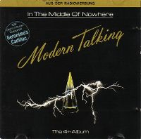 Cover Modern Talking - In The Middle Of Nowhere