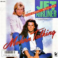 Cover Modern Talking - Jet Airliner
