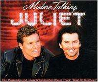 Cover Modern Talking - Juliet