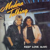 Cover Modern Talking - Keep Love Alive
