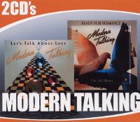 Cover Modern Talking - Let's Talk About Love / Ready For Romance