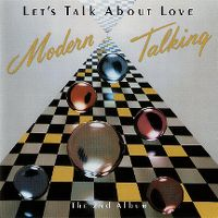 Cover Modern Talking - Let's Talk About Love