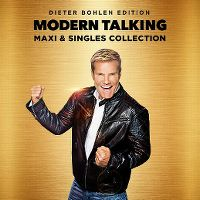Cover Modern Talking - Maxi & Singles Collection - Dieter Bohlen Edition