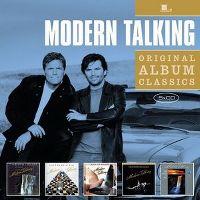 Cover Modern Talking - Original Album Classics