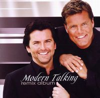 Cover Modern Talking - Remix Album