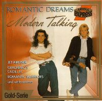 Cover Modern Talking - Romantic Dreams