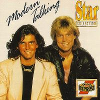 Cover Modern Talking - Star Collection