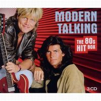 Cover Modern Talking - The 80's Hit Box