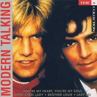 Cover Modern Talking - The Collection