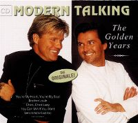 Cover Modern Talking - The Golden Years