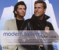 Cover Modern Talking - The Hits