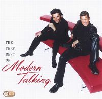 Cover Modern Talking - The Very Best Of Modern Talking