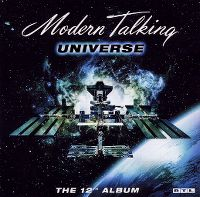 Cover Modern Talking - Universe