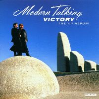 Cover Modern Talking - Victory