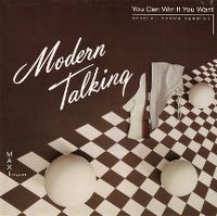 Cover Modern Talking - You Can Win If You Want