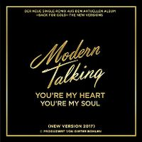 Cover Modern Talking - You're My Heart You're My Soul (New Version 2017)