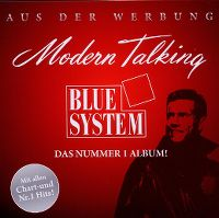 Cover Modern Talking / Blue System - Das Nummer 1 Album!